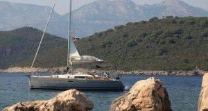 На яхте по Черногории