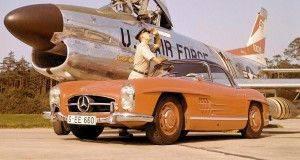 Открытые Mercedes-Benz: лучшее
