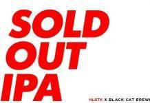 Sold Out IPA - Stone Forest
