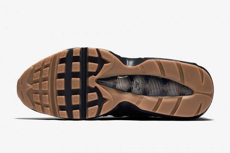 Nike Air Max 95 PRM Denim - Stone Forest