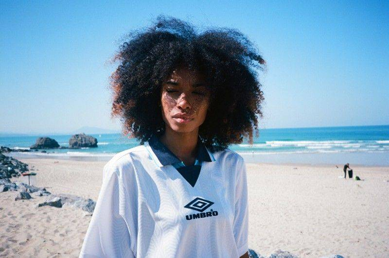 Umbro - Pro Training SS16 Collection - Stone Forest