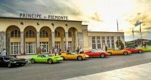 Обязательно к просмотру: Lamborghini Miura всех цветов
