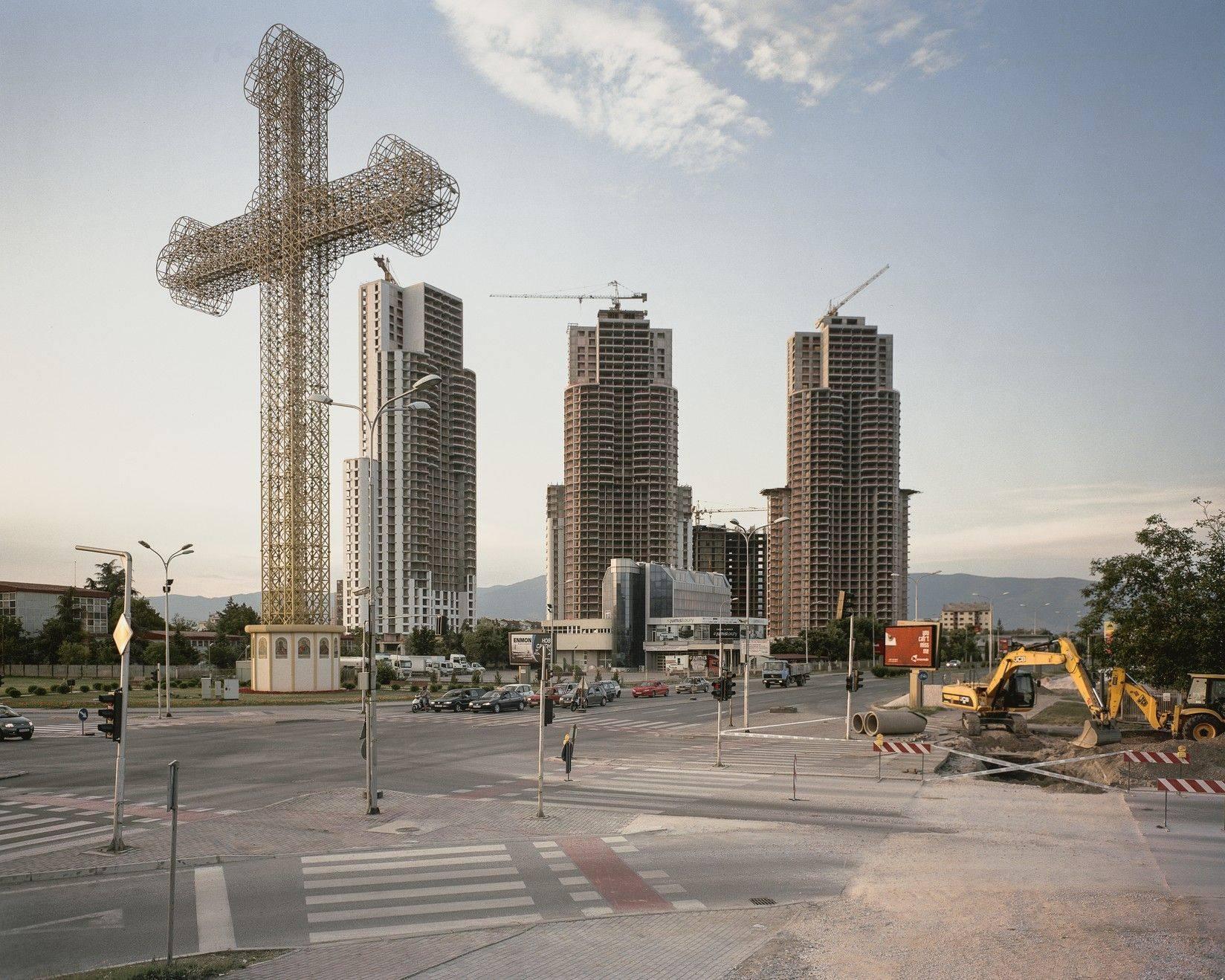 Скопье новые фото