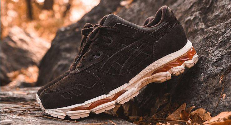 Ronnie Fieg x ASICS Legends Day - Stone Forest
