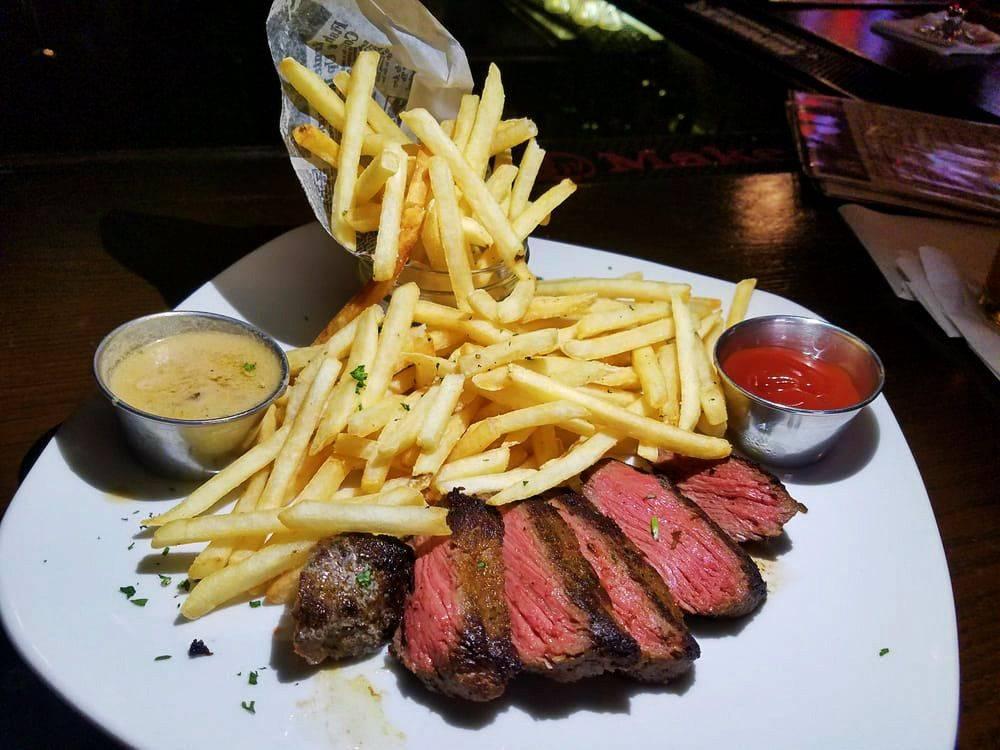 Аппетитные блюда из мяса - Stone Forest