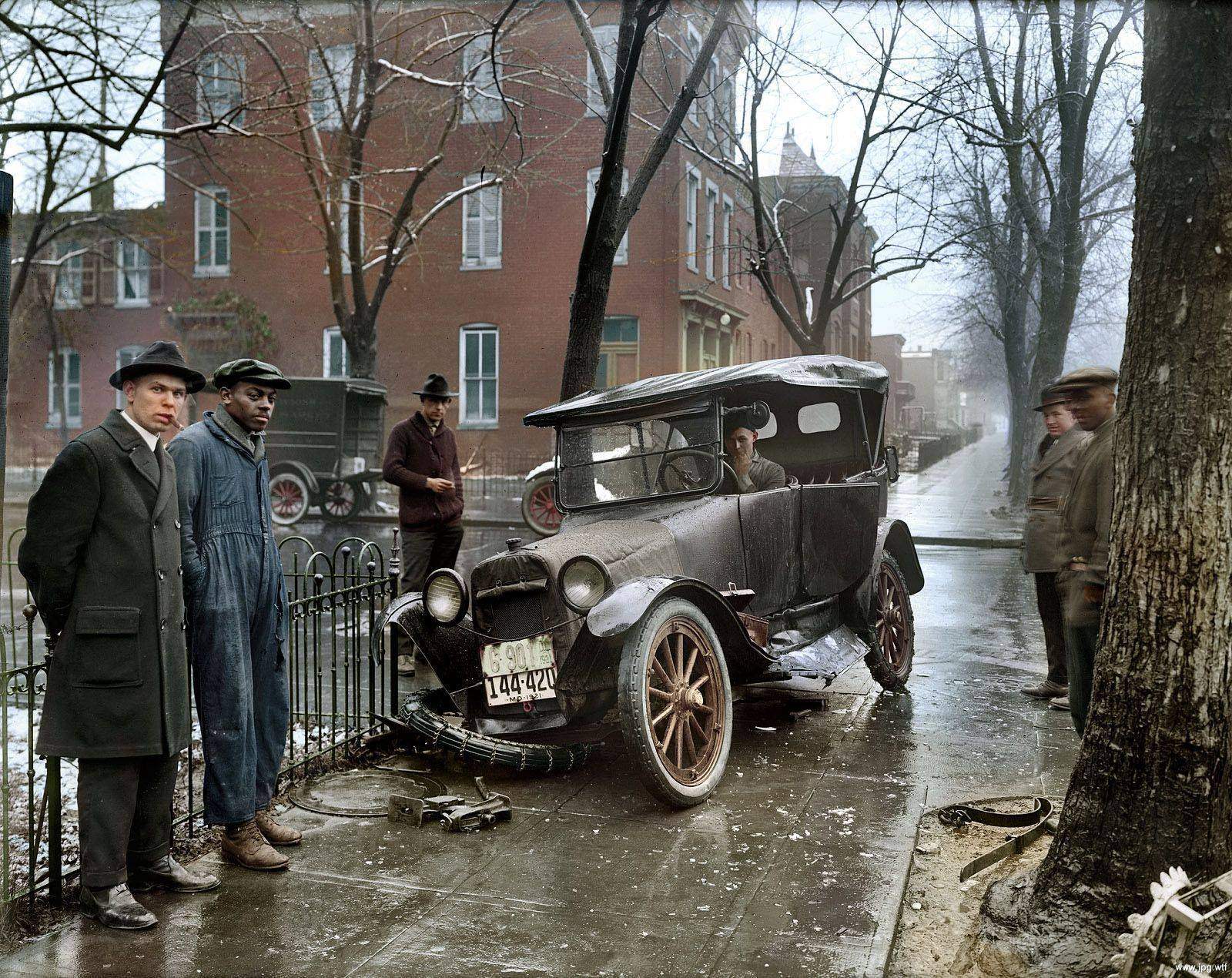 Авария. 1921 год - Stone Forest