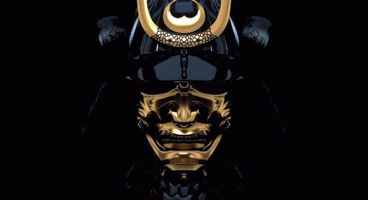 Маска самурая - Stone Forest