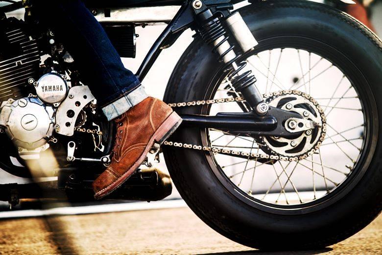 Yamaha 250cc - Stone Forest