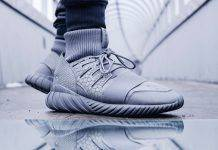 Кроссовки adidas Originals Tubular Doom - Stone Forest