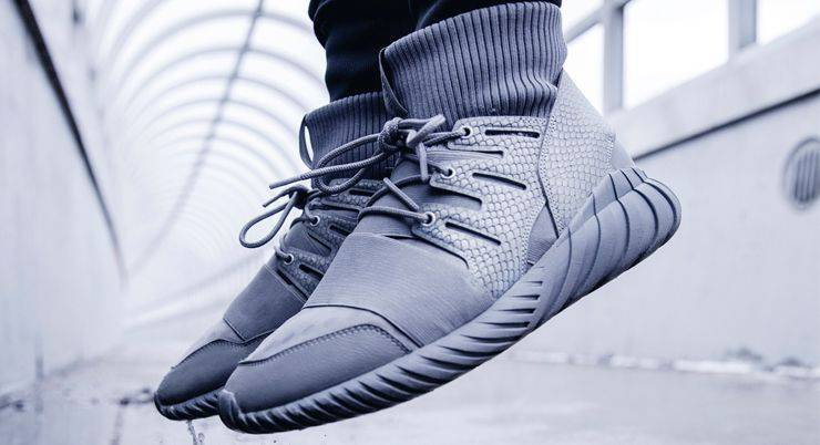 adidas Originals Tubular Doom - Stone Forest