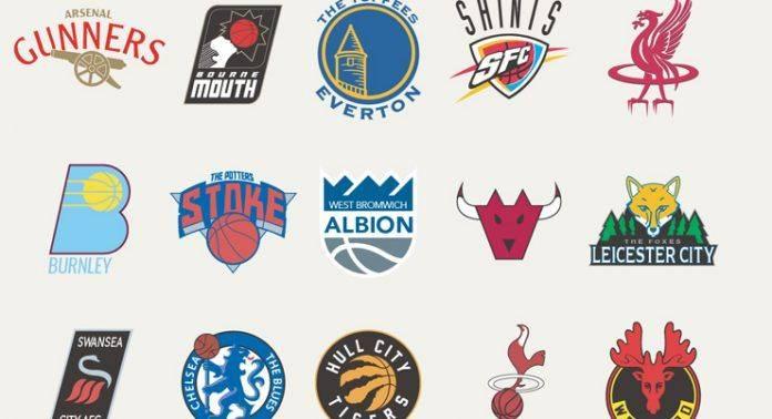 Логотипы английских футбольных клубов - Stone Forest