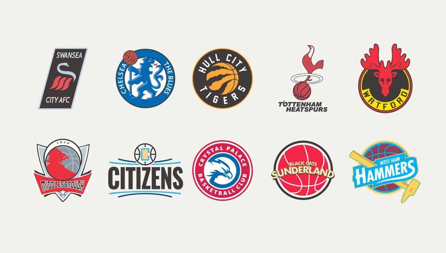Логотипы клубов АПЛ - Stone Forest