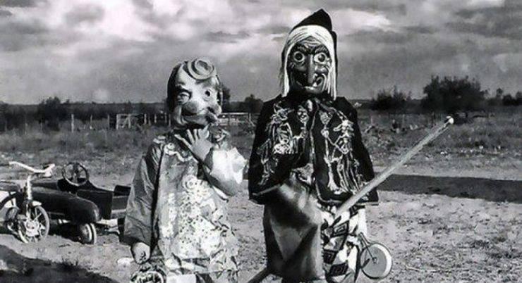 Самые страшные маски - Stone Forest