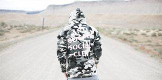 Anti Social Social Club - Stone Forest