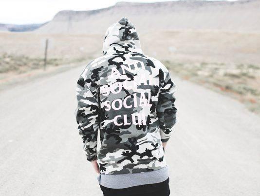 Anti Social Social Club - Stone Forest