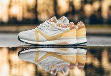 Diadora N.9000 Double L - Stone Forest