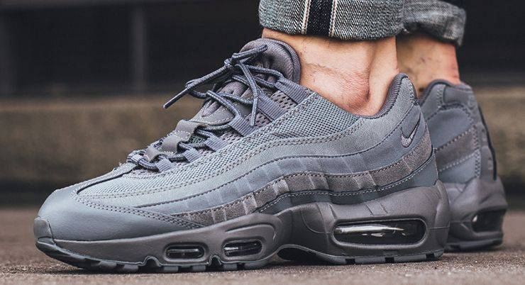 Кроссовки Nike Air Max 95 Ultra Essential - Stone Forest