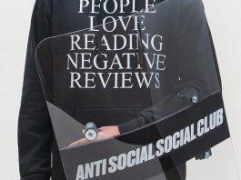 anti social social club история бренда