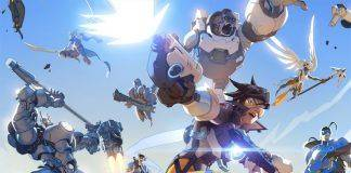 Online игра Overwatch - Stone Forest