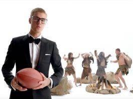 Джастин Бибер в рекламе T-mobile на Super Bowl - Stone Forest