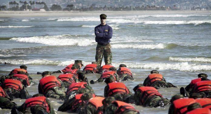 Тренировки ВМС США - Stone Forest