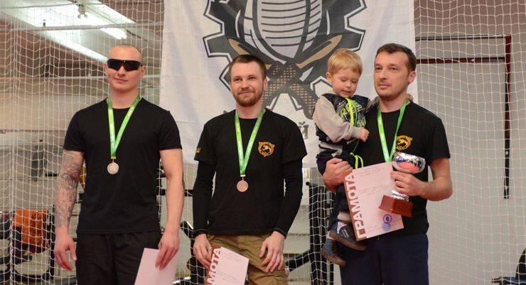 Кубок Торпедо по спортивному ножевому бою - Stone Forest