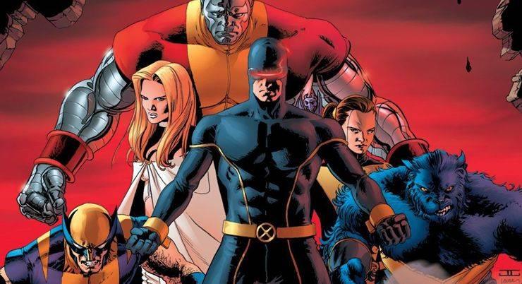 Astonishing X-Men (Удивительные Люди Икс) - Stone Forest