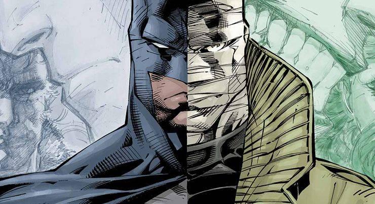Batman: Hush (Бэтмен. Тихо) - Stone Forest