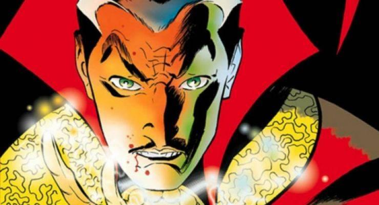 Doctor Strange: The Oath (Доктор Стрэндж: Клятва) - Stone Forest