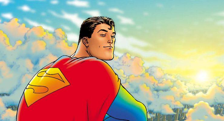 All Star Superman (Супермен: Все Звезды) - Stone Forest
