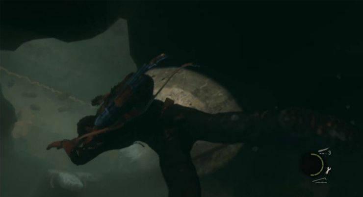 Рюкзак под водой - Stone Forest