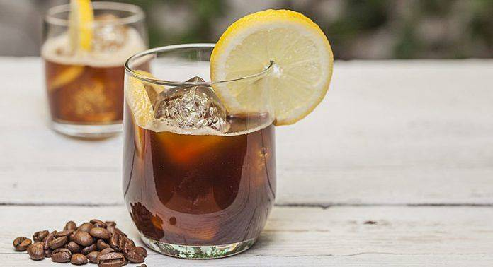4 рецепта кофе с соком - Stone Forest