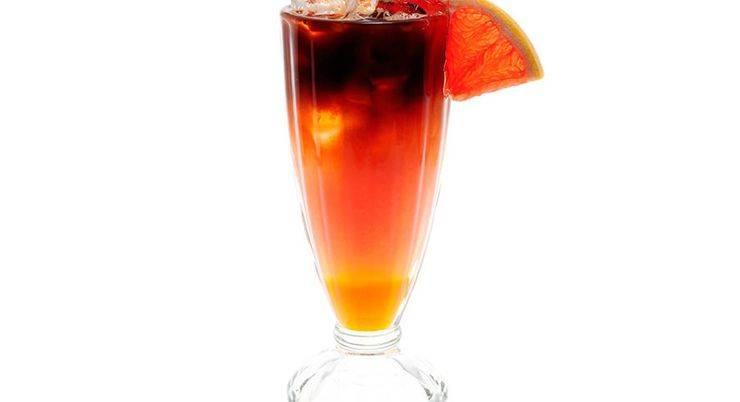 Грейпфрутовый кофе грейпфручелло, грейпфрутовый фруточино - Stone Forest