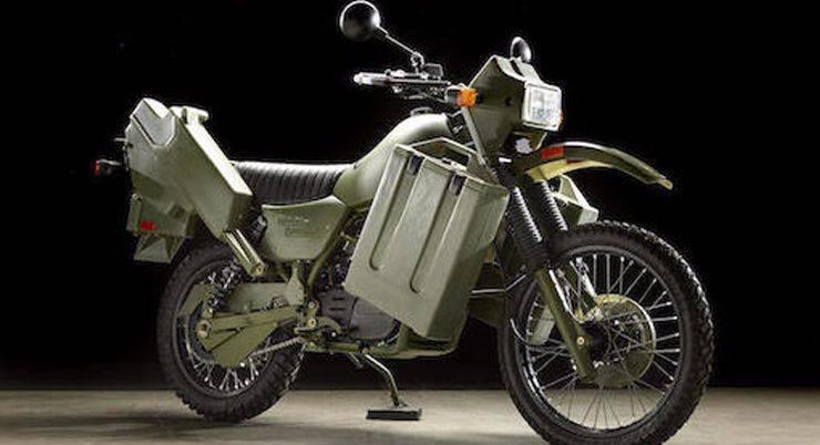 Harley-Davidson MT500 - Stone Forest