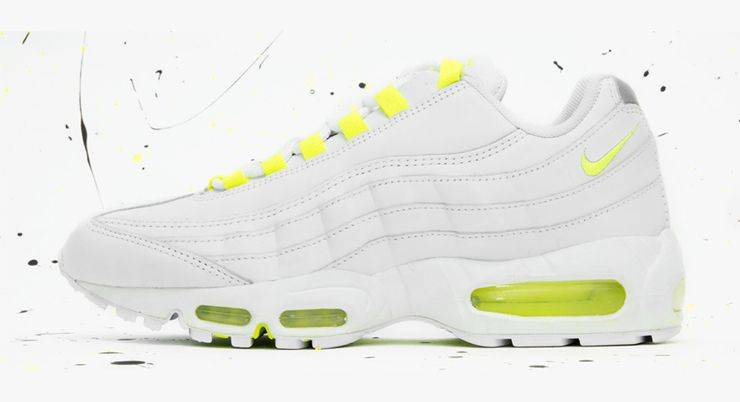 Nike × Dave White × size Air Max 95 - Stone Forest