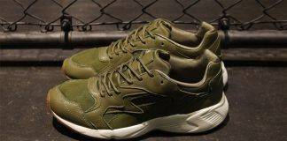Trapstar × PUMA Prevail - Stone Forest