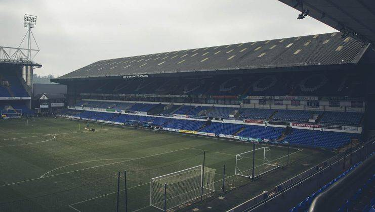 Portman Road - Stone Forest