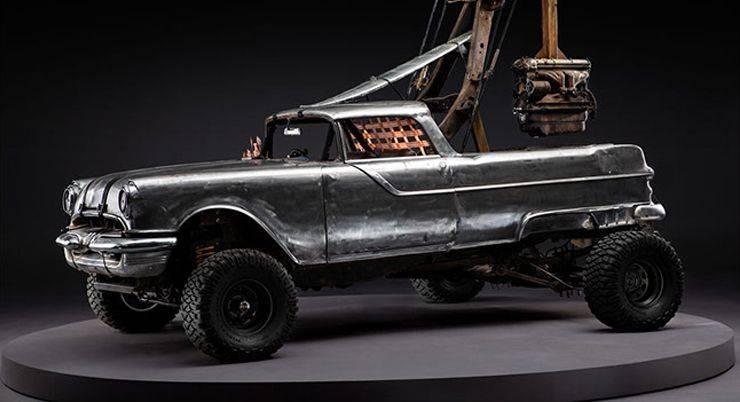 Машины из фильма Бешенный Макс - Stone Forest
