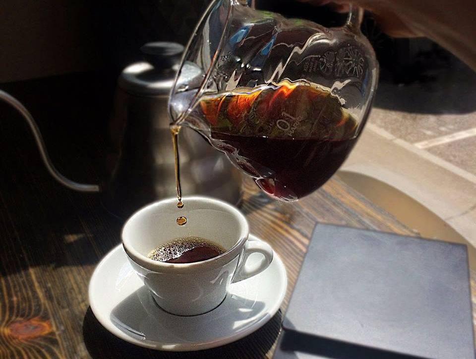 В Wake up cafe есть все виды альтернативного заваривания кофе