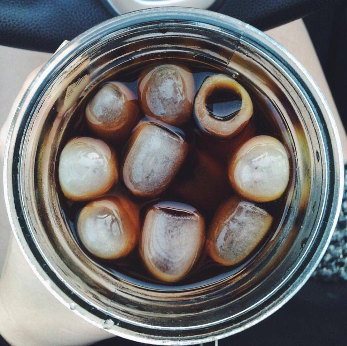 Способ приготовления Cold brew - статья что такое брю бар - стон форест