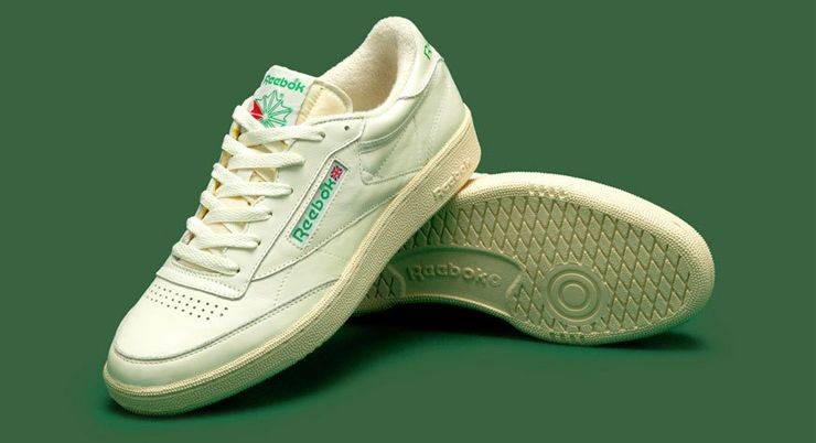 Reebok Club C 85 - Stone Forest