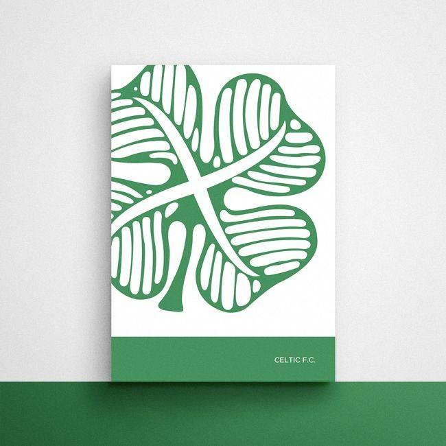 Эмблема Селтик Глазго - Stone Forest