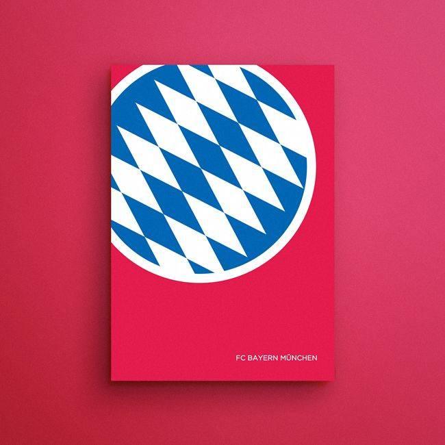 Эмблема Бавария Мюнхен - Stone Forest