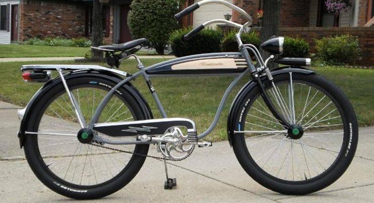 Велосипед круизер - Stone Forest
