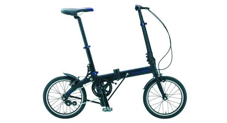 Складной велосипед - Stone Forest