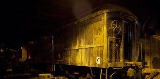 Секретный поезд в Нью-Йорке - Stone Forest