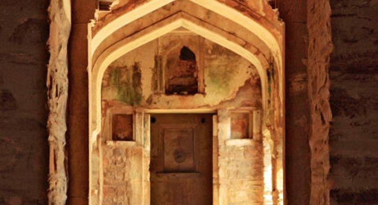 Руины Бангара, Индия - Stone Forest