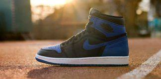 Air Jordan 1 Retro High OG Royal - Stone Forest