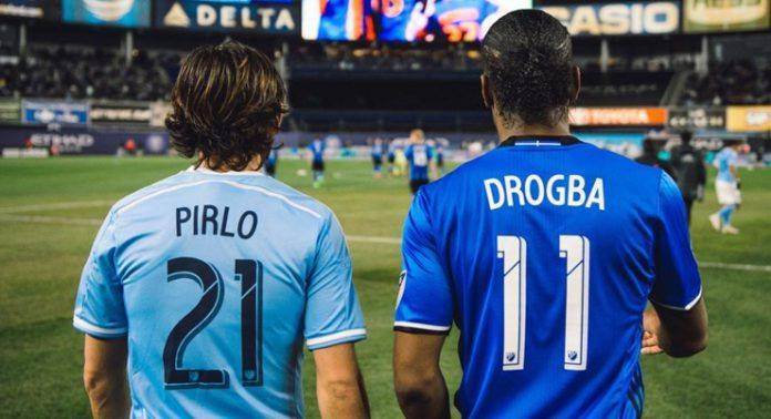 Лучшие игроки MLS - Stone Forest
