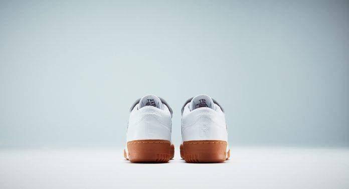 Кроссовки Reebok × BEAMS Workout Clean Low - Stone Forest